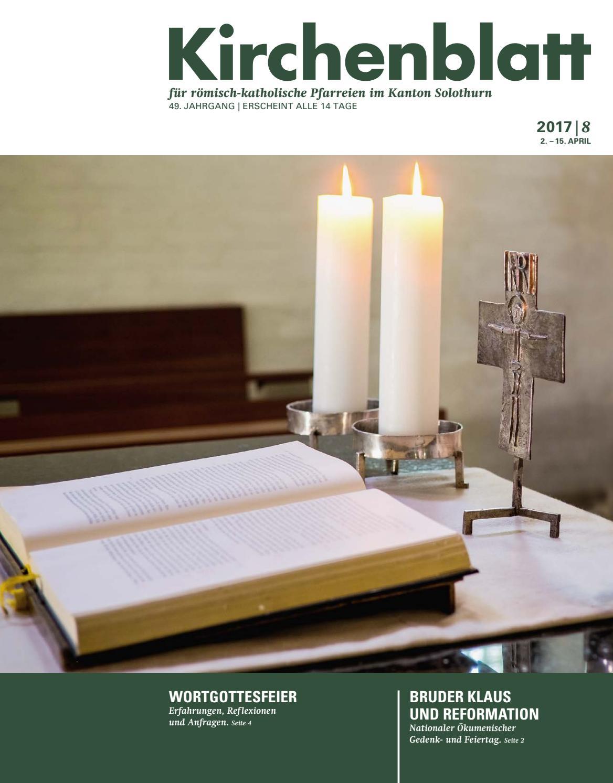 Kb 0817 solothurn by Kirchenblatt Solothurn - issuu