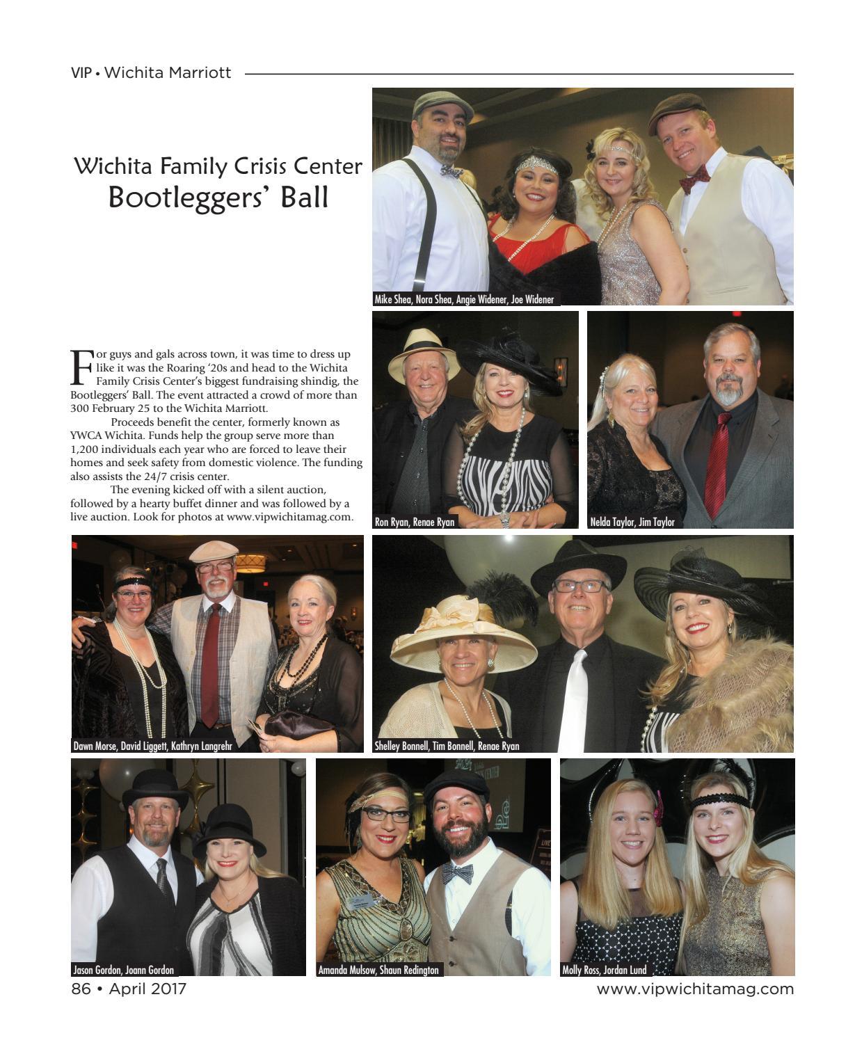 Amanda Redington vip wichita magazine - april 2017vip wichita magazine