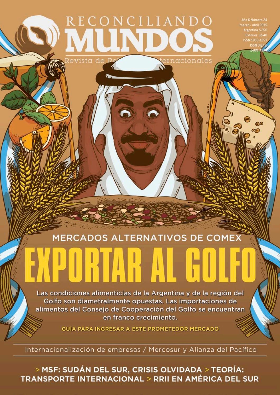 Reconciliando Mundos #24: EXPORTAR AL GOLFO by Reconciliando Mundos ...