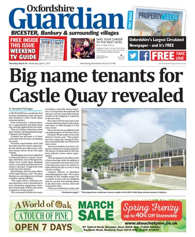 30 march 2017 oxfordshire guardian bicester by Taylor Newspapers - issuu ee6b75773b