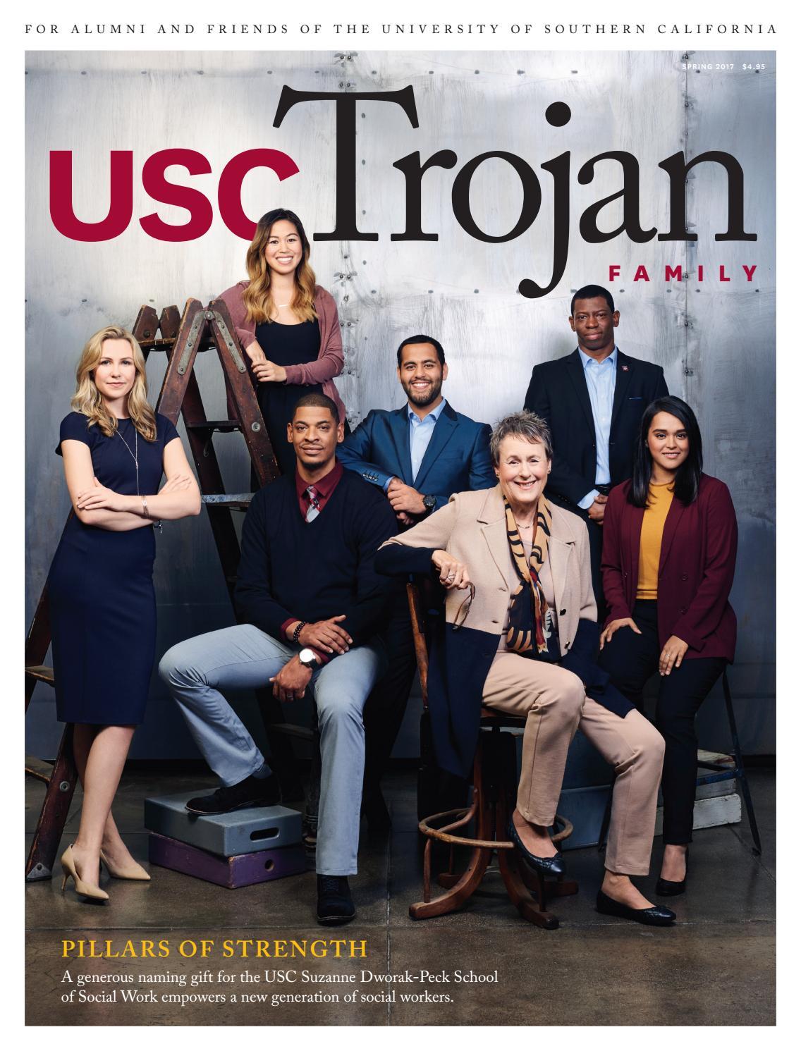50388119555 Trojan Family Magazine Spring 2017 by University of Southern California -  issuu