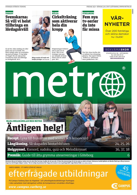 GottBlandat - Magazine cover