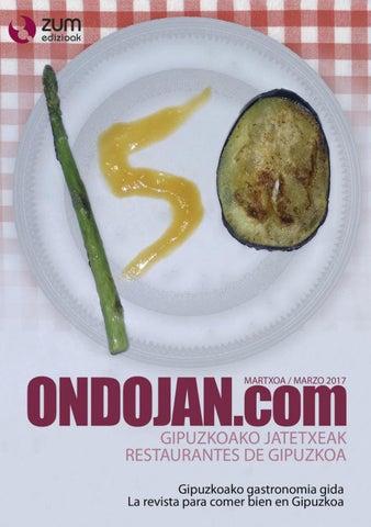 ONDOJAN 150 (Marzo 2017) by ZUM Edizioak - issuu