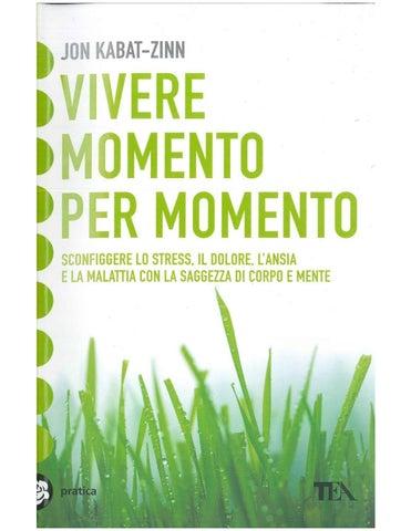 Vivere momento per momento by Emma Angelini de Walther - issuu ed0f7afb10f
