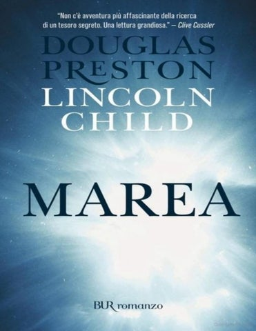 Marea douglas preston e li by Emma Angelini de Walther - issuu 5e44ac95435