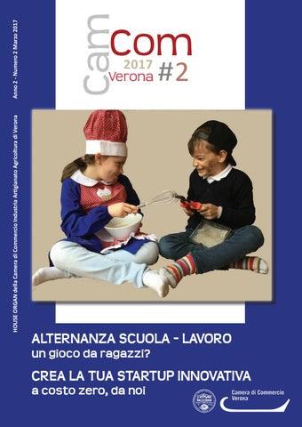 Camcomverona2017#2 by Camera di Commercio di Verona - issuu