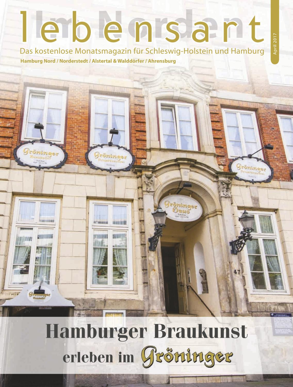 Lebensart im Norden, Hamburg Nord, April 2017 by Verlagskontor ...