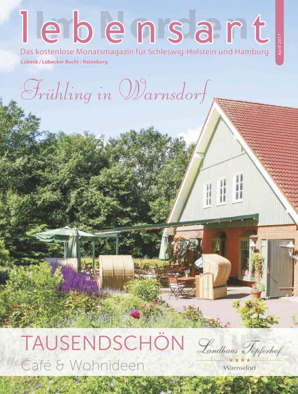 Lebensart im Norden, Lübeck, April 2017 by Verlagskontor Schleswig ...