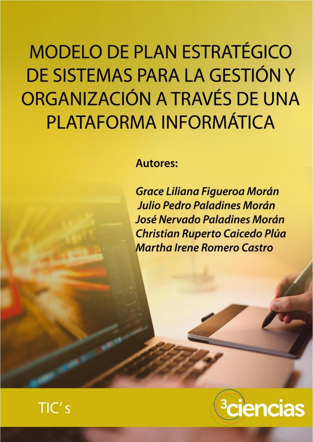 Modelo de plan estratégico by Carolina Arroyo - issuu