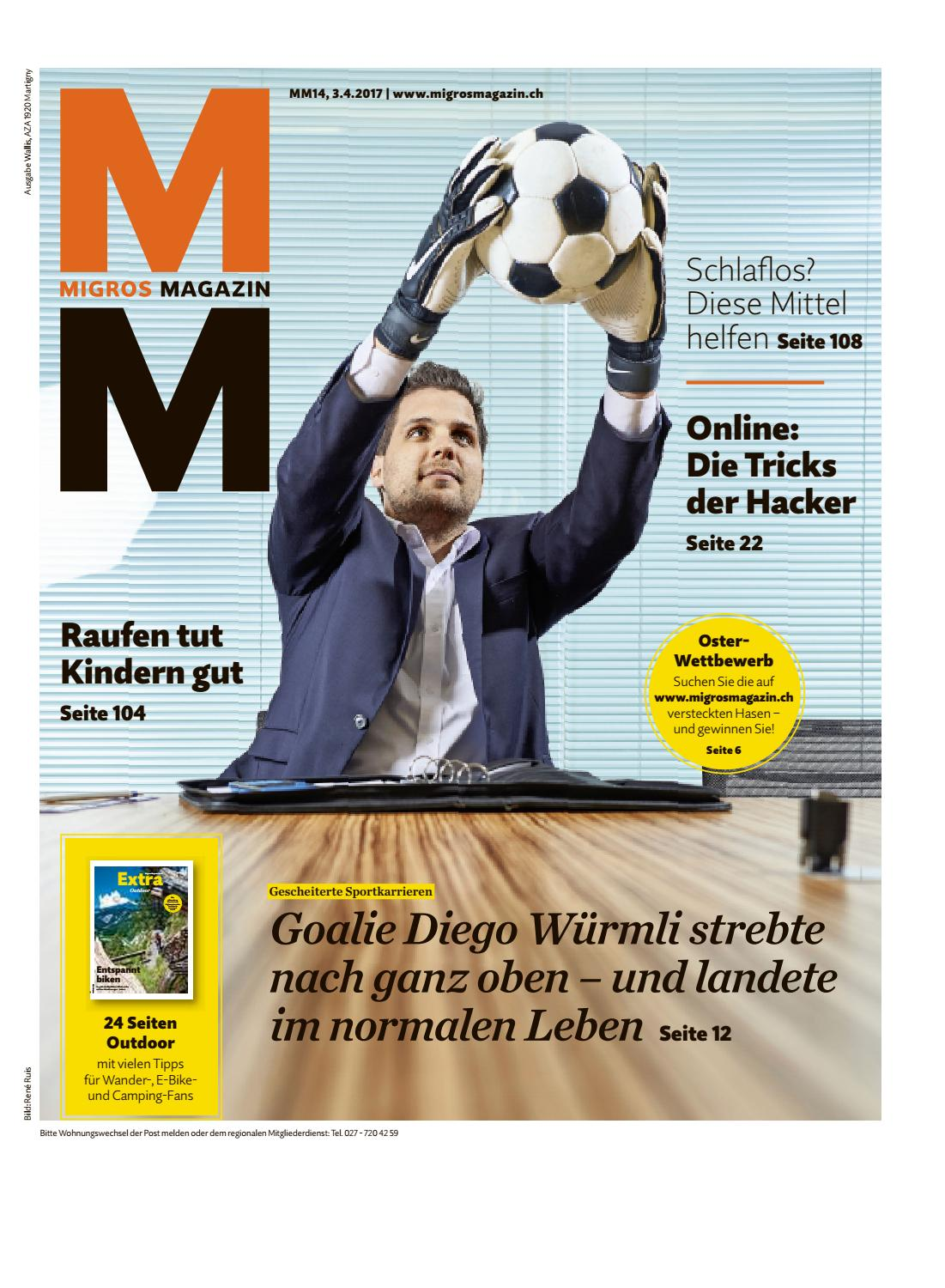 Migros Magazin 14 2017 D Vs By Migros Genossenschafts Bund Issuu