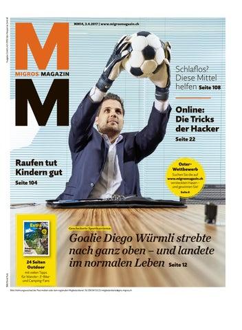 Migros Magazin 14 2017 D Zh By Migros Genossenschafts Bund   Issuu