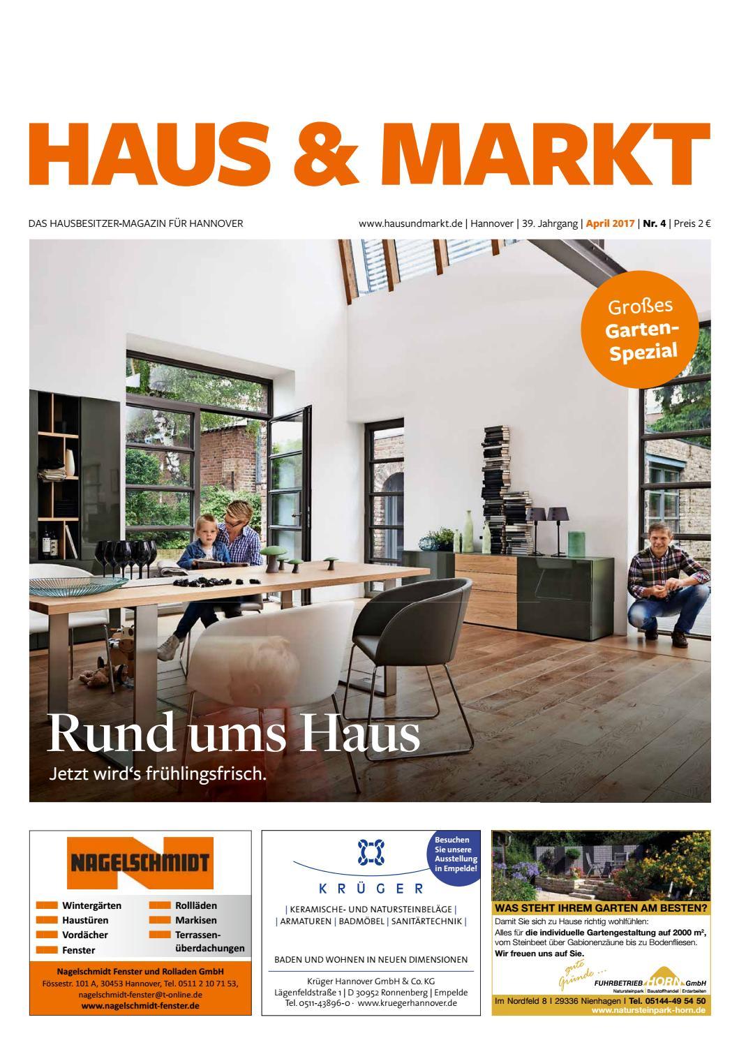Haus Und Markt 04 2017 By Schluetersche   Issuu