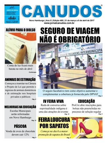 72f7eaecf Jornal Canudos - Edição 488 by Jornal Canudos - Comercial - issuu