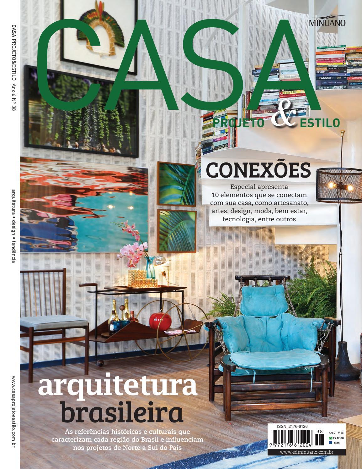 Casa Projeto Estilo By Bianca Ponte