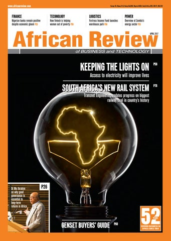 African review april 2017 by alain charles publishing issuu page 1 freerunsca Image collections