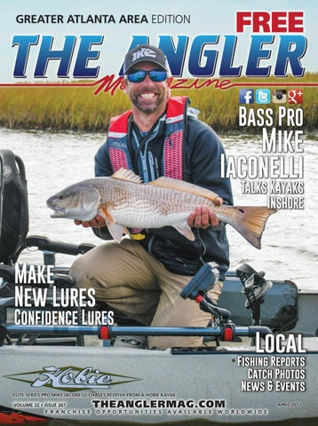 43ba87ba53b93 Coastal Angler Magazine - April   Greater Atlanta Area by Coastal ...