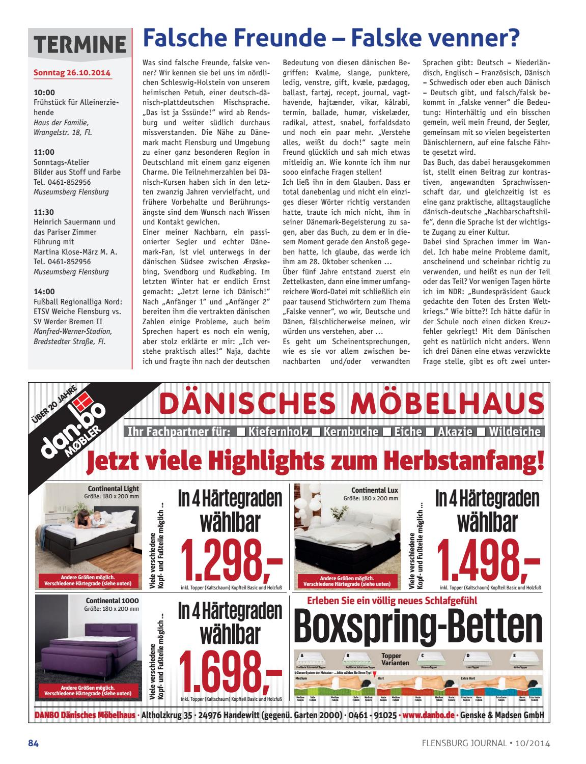 Flensburg Journal Nummer 12 by Flensburg Journal - issuu Handy