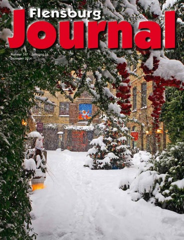 Flensburg Journal Nummer 147 By Flensburg Journal Issuu