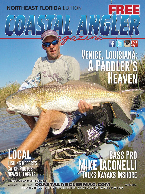 bcce83f28d1e0d Coastal Angler Magazine - April   Northeast Florida by Coastal Angler  Magazine - issuu