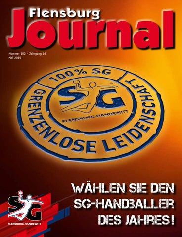 the latest d9356 548ad Flensburg Journal Nummer 152