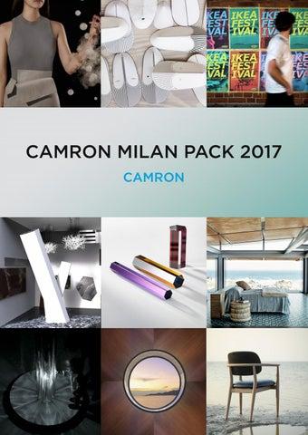 Camron Milan Pack 2017 By Camron Pr Issuu