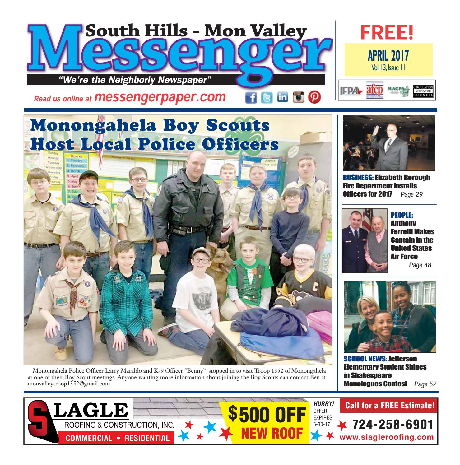South hills mon valley messenger april 2017 by south hills mon south hills mon valley messenger april 2017 by south hills mon valley messenger issuu fandeluxe Choice Image