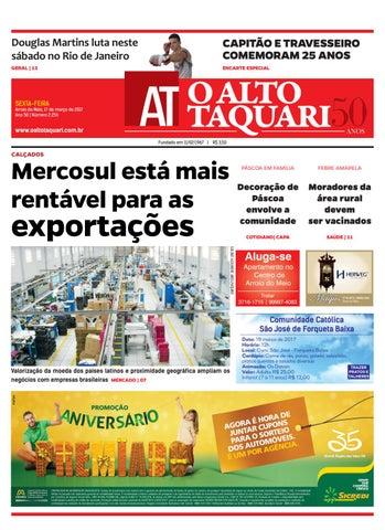 Jornal O Alto Taquari - 17 de março de 2017 by Jornal O Alto Taquari ... 27b71c304b45e
