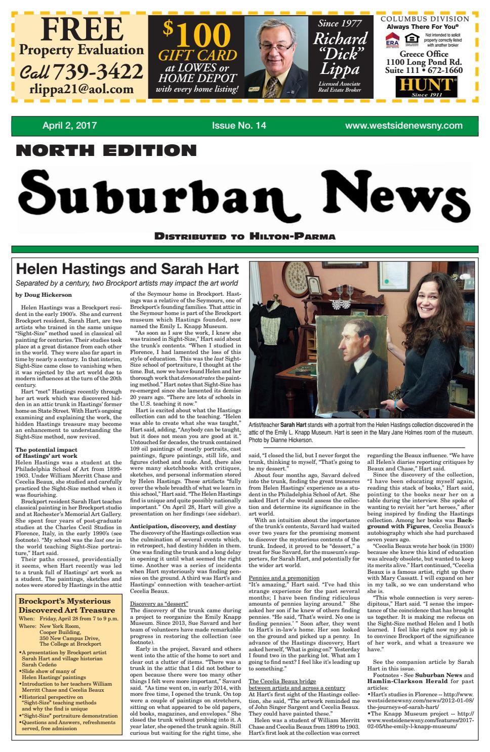 Suburban News North Edition April By Westside News Inc - Invoice statement template free rocco's online store
