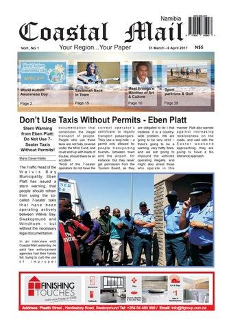 Springbock Matratzen 31 march coastal mail namibia e edition by coastalmail issuu