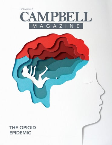 Campbell Magazine Spring 2017 By Campbell University Issuu
