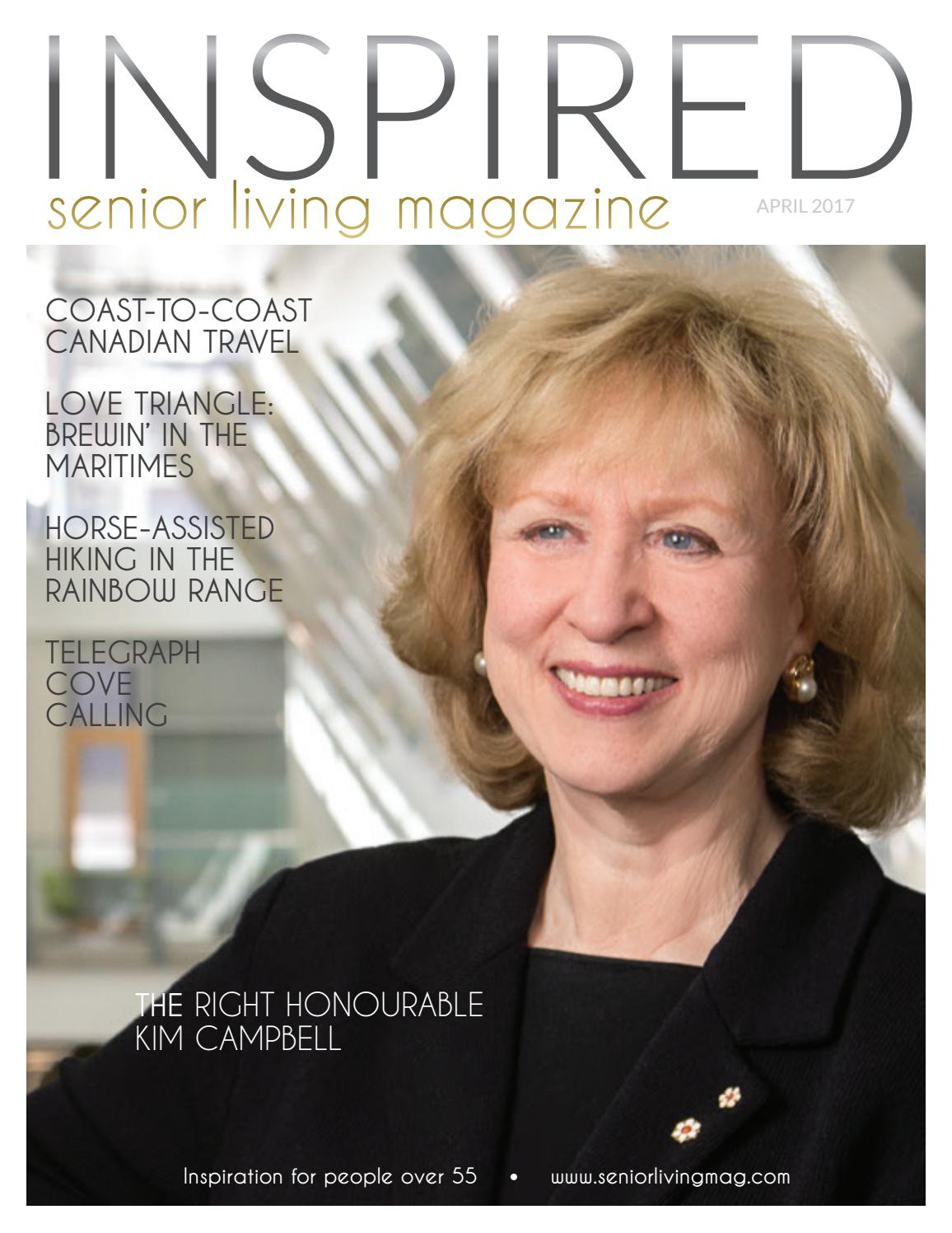 INSPIRED Senior Living April 2017 by INSPIRED 55+ Lifestyle