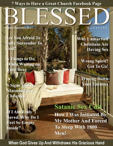 Blessed Magazine August/September, 2016 by Blessed Magazine