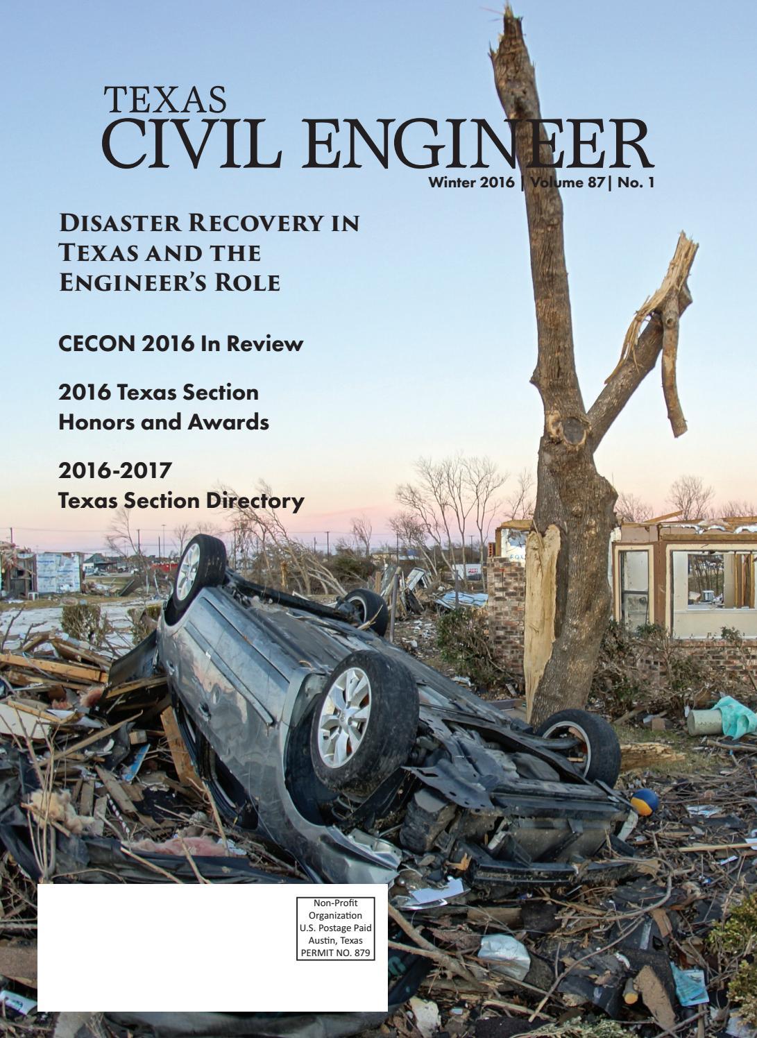 civil engineering disasters