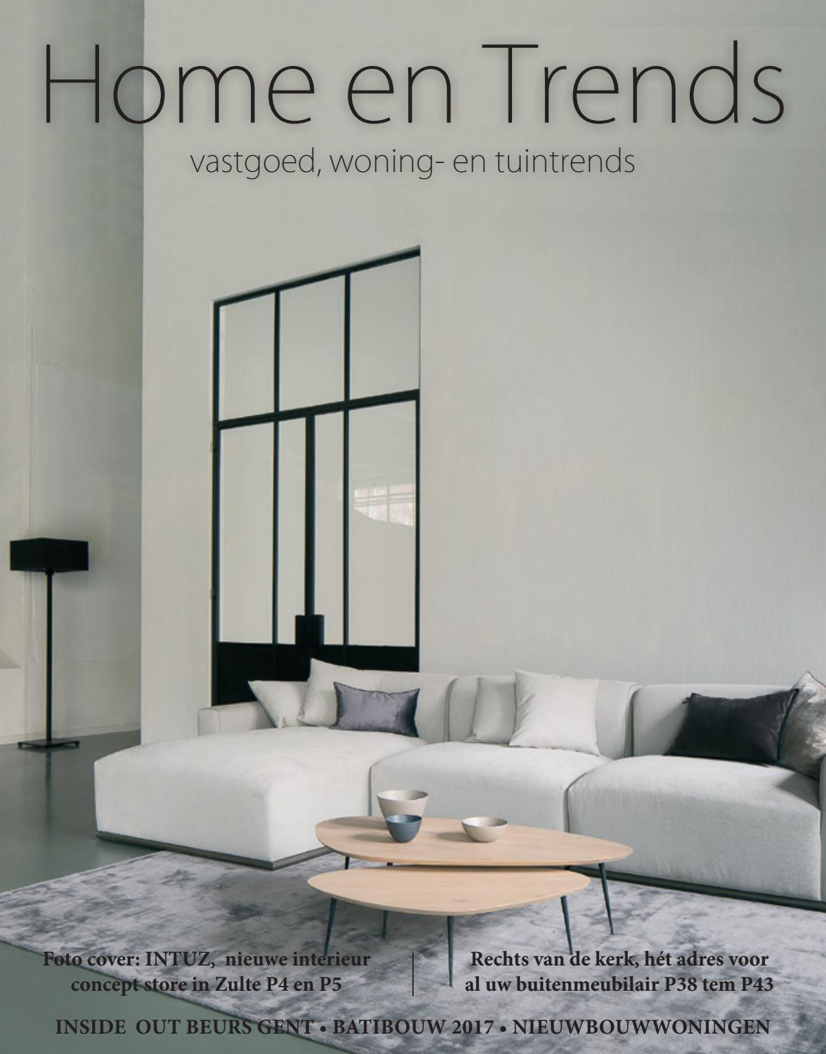 Home trends editie 38 by home trends issuu for Interieur beurs gent