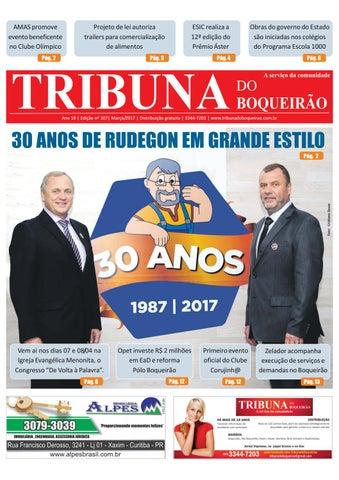 Edição 307 by Jornal Tribuna do Boqueirao - issuu 7014530725