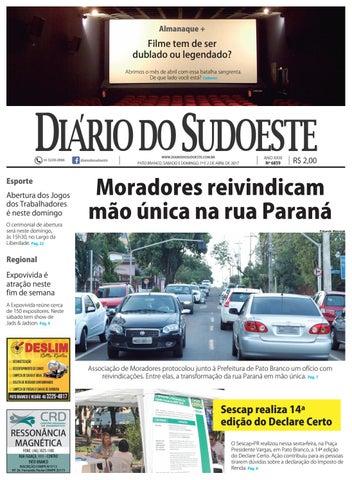 0af59d20fc Diário do sudoeste 1 e 2 de abril 2017 ed 6859 by Diário do Sudoeste ...