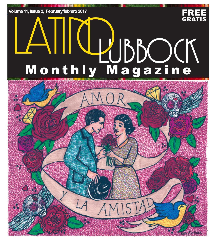 Latino Lubbock Magazine February Volume 11, Issue 2 by Christy ...