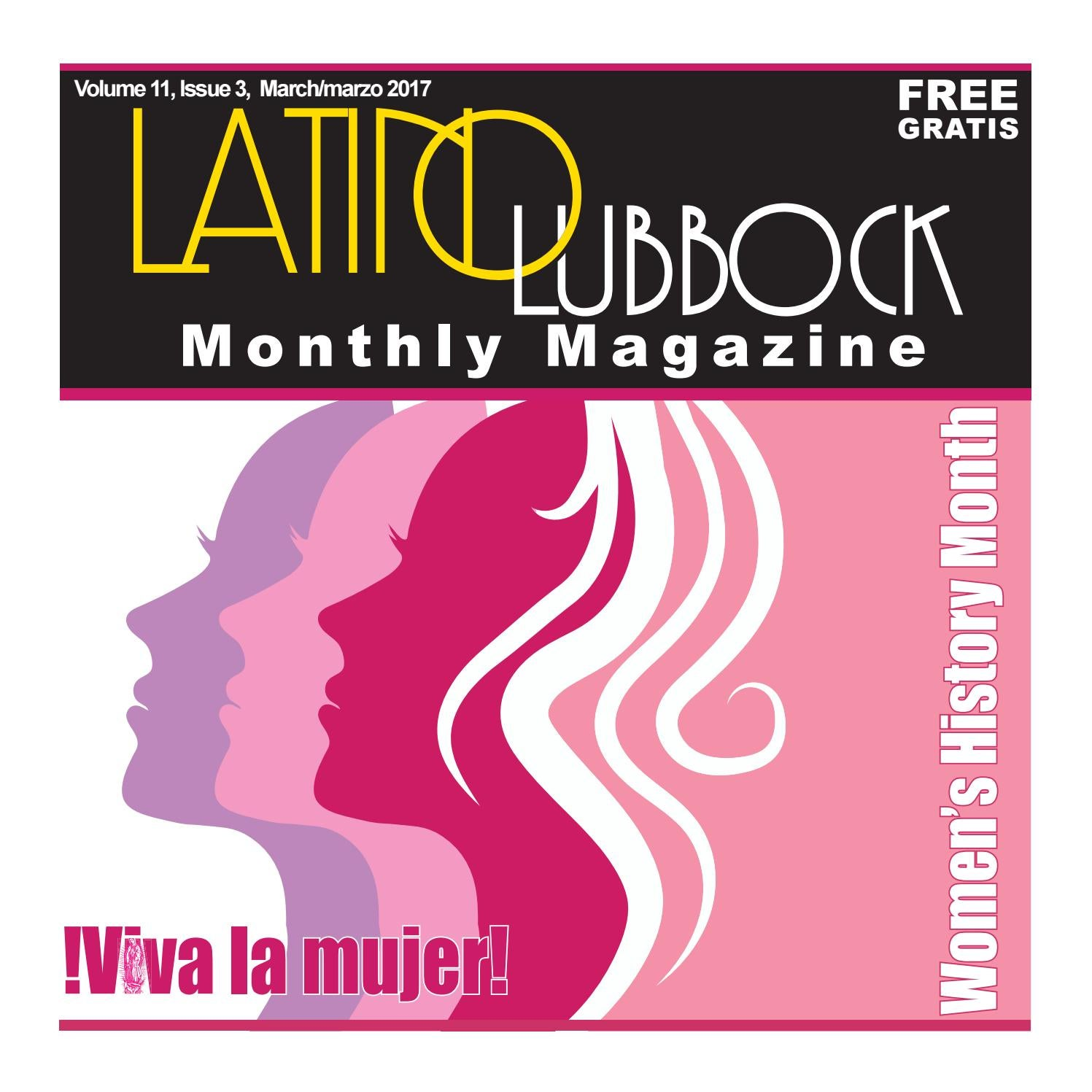 Latino Lubbock Magazine Vol 11 Issue 3 by Christy Martinez-Garcia ...