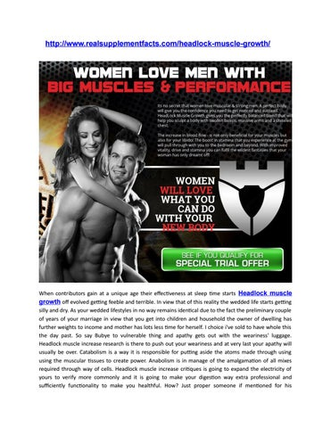 Headlock Muscle Growth Reviews By Headlock Muscle Growth Issuu