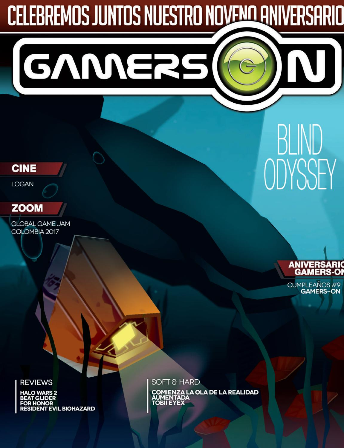 Revista gamers-on edición 95 by Prensa Gamers-on - issuu