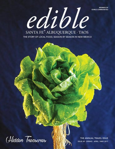 e6abe0897ae5 Spring 2017  Hidden Treasures by edible New Mexico - issuu