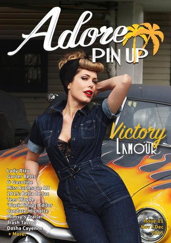 80e04a80eb6d Lady Rizo Garter Belts & Gasoline Miss Burlesque AU 2015: Bella de Jac Teer  Wayde 'Black Pinups' Editor Candace Michelle Mimsy's Trailer Trash Tattoo  Dasha ...
