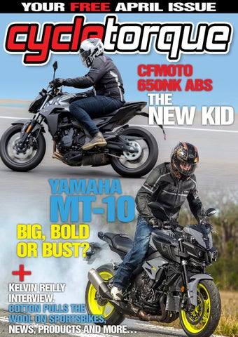 Cycle Torque April 2017 by Cycle Torque - issuu