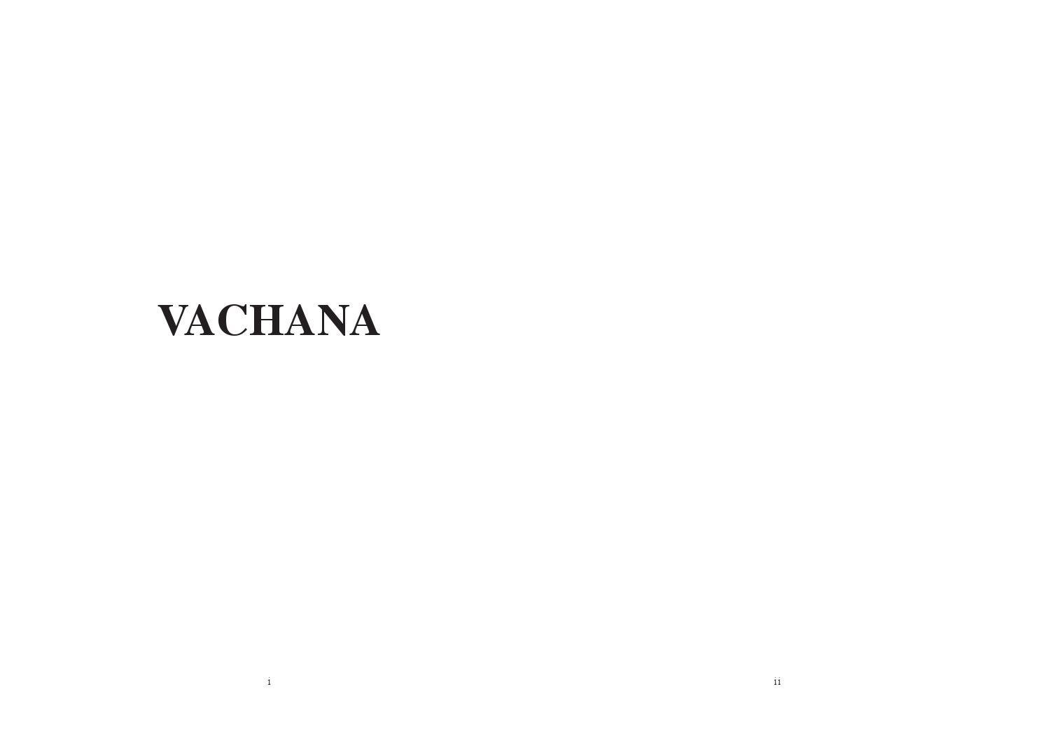 English vachana new by Basava Samithi - issuu