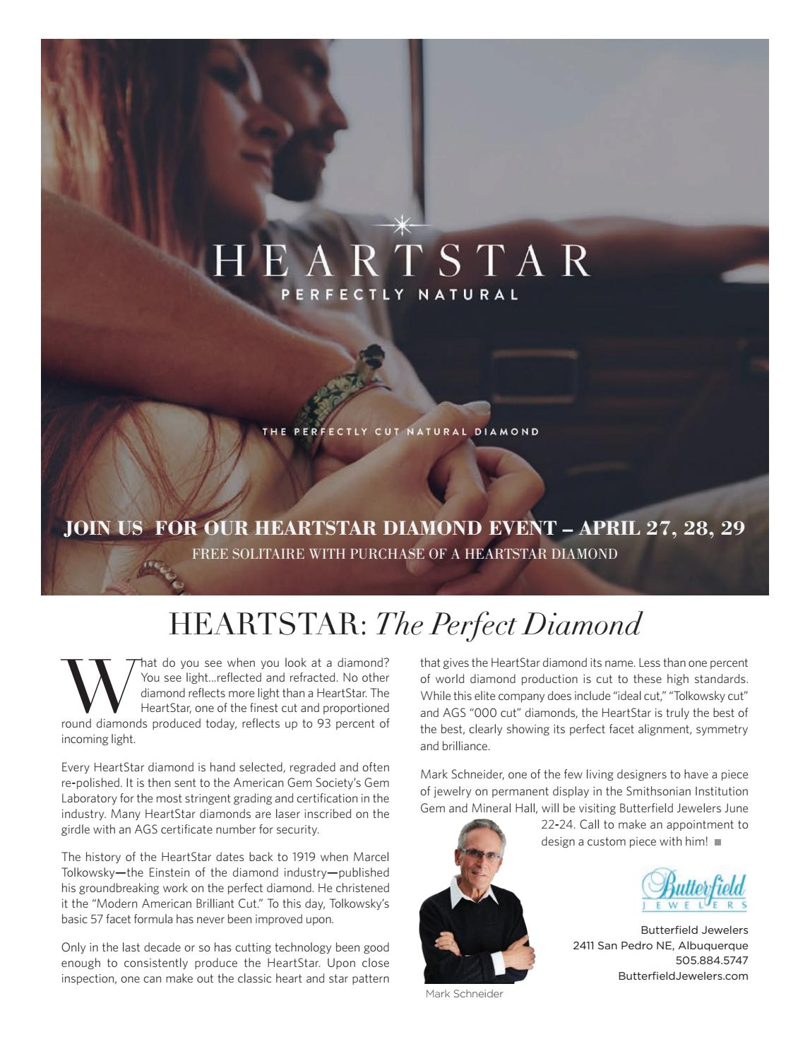 Heartstar The Perfect Diamond By Fine Lifestyles Issuu