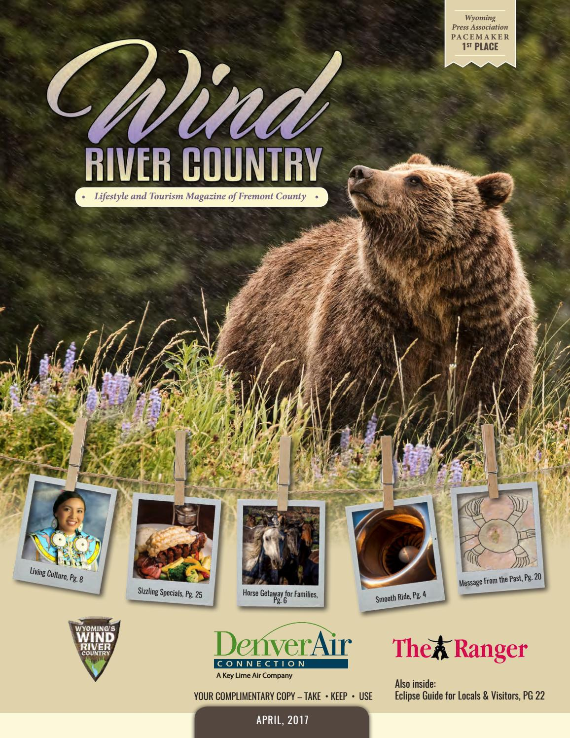 Wind River Country April Edition by Ranger Publications - issuu