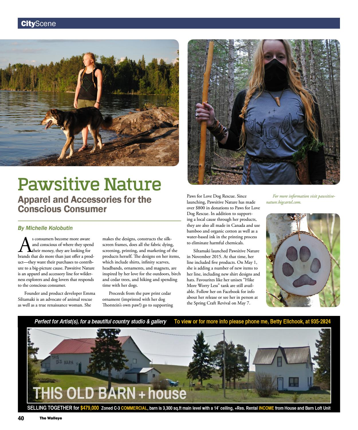 April 2017 by The Walleye Magazine - issuu