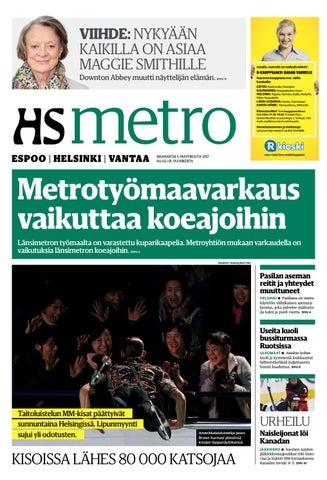 20170403 fi helsinki by metro finland - issuu 0a3be50ce3