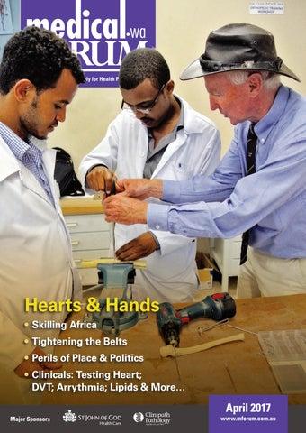 Medical ForumWA 0417 Public Edition by Medical Forum WA - issuu