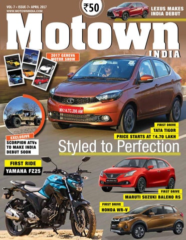 Motown India April 2017 by Motown India - issuu